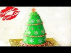 Новогодний Торт ЕЛКА (мини-версия)