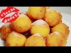 Творожные Пончики (мини-версия)