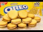 Домашнее печенье Oreo Golden - ну, оОчень вкусное!