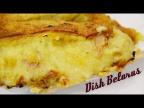 Картофельная БАБКА с беконом (мини-версия)