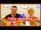 ПИЦЦА ВЫЗОВ! PIZZA CHALLENGE 2 ЧАСТЬ.