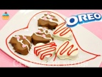 Шоколадные конфеты из OREO ко Дню ВЛЮБЛЕННЫХ!