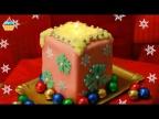 """Ну, оОчень вкусный - Новогодний Торт """"Свеча""""!"""