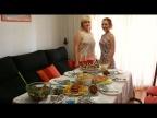 Праздничный стол на День рождения!
