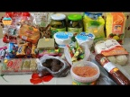 """Покупки Продуктов в испанском супермаркете """"Mercadona""""!"""