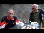 Как варили уху старые одесские рыбаки. Уха из кефали