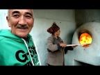 Узбекистан #1. Самаркандская лепешка в тандыре