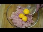 Просто залейте яйцами куриную грудку / Быстро, вкусно и очень нежно / Рецепты Простой Кухни