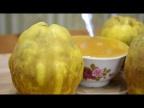 Секрет Приготовления Вкусного Домашнего Десерта. Запеченная Айва.