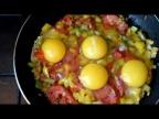 Настоящее Блюдо Для Гурманов / Шакшука — израильская яичница
