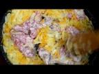 РЕЦЕПТ НАХОДКА! Вкуснее БЛЮДА я Не Ел.   Meat Pie Recipe, English Subtitles