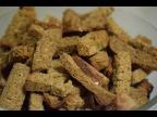 Бородинские сухарики. Как приготовить дома