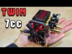 ⚒ Мини Твин 4-х Тактный Двигатель на 7сс