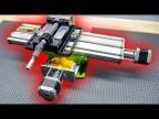 ⚙️Установка Шаговых Моторов на Координатный Столик