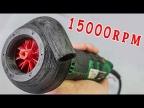 Турбина для Бормашинки на 3D Принтере