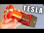 Мини Катушка Тесла на 3D Принтере Своими Руками [Проект ASE-1200]