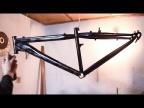 Реставрация Велосипеда - Покраска Рамы [Совместный Выпуск]