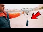 Колонку Подвесили на Квадрокоптер | Самая Громкая Колонка BlitzWolf BW-F3