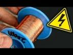 Как сделать Высоковольтный Трансформатор | Трансформатор Теслы