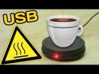 USB Подогреватель для Чашки / Стакана Своими Руками