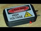 Как сделать мини электрошокер своими руками | SGAM-800
