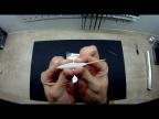 Как сделать мини ракету из теннисного шарика