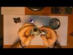 Разборка нитро двигателя - Alpha Mods