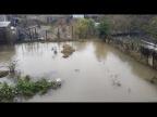 Наводнение на стройке