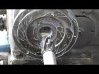 Как просверлить шпиндель длиной 950 мм. Токарный станок 1к62