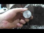 Как заточить отрезной резец по металлу