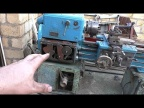 Первая стружка старого станка
