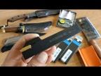Тест отрезного резца и кизлярские ножи