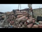 Рай для самодельшиков Металлоприёмка в Дагестане