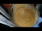 Как смешать масло с водой. Замена масла токарного станка