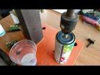 Форма для ручек напильника из герметика. Часть1