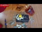 Как сварить яйцо в смоле