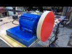 Крутая самоделка из двигателя от стиральной машины