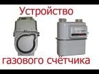 Устройство газового счётчика. Посмотрим что внутри