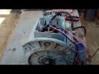 Двигатель асинхронный с приемки металла