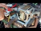 Регулятор оборотов электродвигателя простым включателем