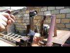Как рвётся лента на гриндере