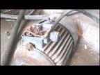 Электродвигатель асинхронный 380в, 4 квт, 3000 об/мин, б/у