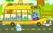 Колеса у автобуса