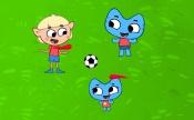 Песенка про футбол