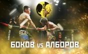 Боков vs Алборов