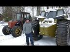 Турбо-трактор или настоящий Вездеход. Что круче?
