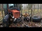 Как мы сломали Турбо-Трактор на колесах от Ракетовоза..