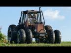 Поплывет ли Турбо-трактор на колесах от Ракетовоза? ШЕРП больше не нужен!?