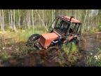 Готовим Турбо-Трактор к бездорожью: каркас безопасности, перенос турбины.
