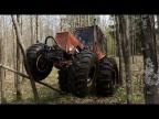 Турбо-трактор на колесах от РАКЕТОВОЗА! Поехал как Шерп!